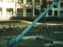 Шнек, конвеер. L= 4.0 м.