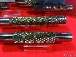 Шнекова пара з гільзою 65/132 -СМ65(Біметалева версія)