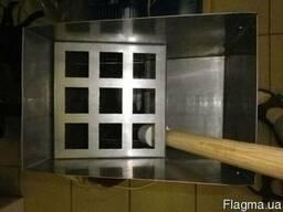 Шнековая соковыжималка СШ-1 для яблок и фруктов (200 кг/ч)