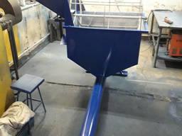 Шнековий транспортер дозованої подачі