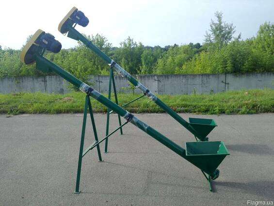 Шнековий транспортер ШТС 76 - 273