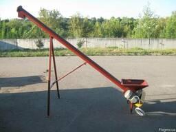 Шнековий транспортер ШТС 76*3м (винтовой)