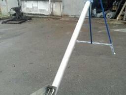 Шнековий транспортер ШТС-НЖ (нержавіючий) 102*3м