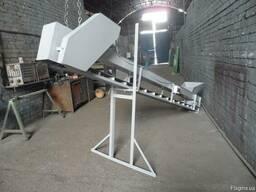 Шнековый и ленточный транспортер для подачи или выгрузки зер - фото 4