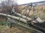 Шнэковый погрузчик 10 метров и 4 метра. - фото 1