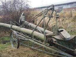 Шнэковый погрузчик 10 метров и 4 метра.