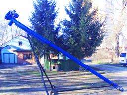 Шнековый погрузчик 108 мм, 6 м, 380 В, 2, 2 кВт