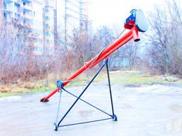 Шнековый погрузчик 108 мм, 8 м, 380 В, 3, 0 кВт