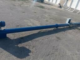 Зерновой шнековый погрузчик 6 метров