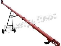 Шнековый погрузчик ЗШП-10 (9 м, шнековый транспортер)