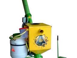 Протравитель семян шнековый ПНШ-5 (с трубой выгрузка 2, 95м)