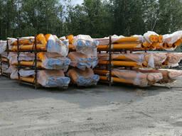 Шнековый транспортер для цемента, шлака, сухих строительных