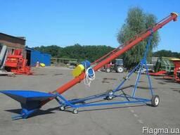 Шнековый транспортер зерна СШ-200, СШ-250