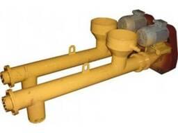 Шнековый транспортёр для цемента 159 мм. длинна 6 м. 12 т/ч