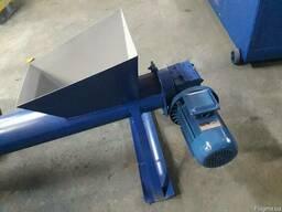 Шнек транспортёр оборудование для производства брикет пини к