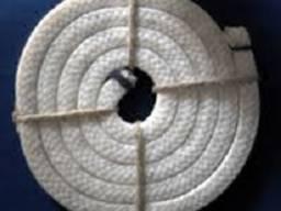 Шнур асбестовый газогенираторный ШАГ 15-40мм