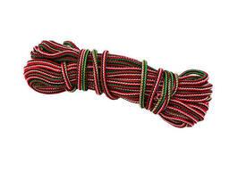 Шнур вязаный Alan - 7 мм х 15 м цветной (ДИ-14 цветной 7)