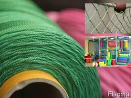 Шнур крученый для изготовления разделительныйх сеток