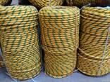Шнур полипропиленовый 10мм -50метров - фото 4