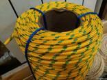 Шнур полипропиленовый 10мм -50метров - фото 5