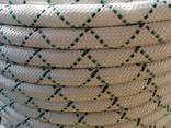 Шнур (верёвка) полиамидный ф.14мм - фото 3