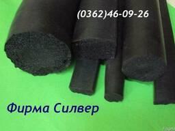 Шнуры из пористой резины