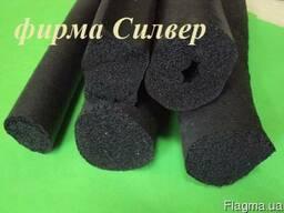 Шнуры резиновые из пористой резины.