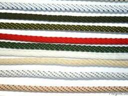 Шнуры силовые комбинированные капрон/сердцевина полипропилен
