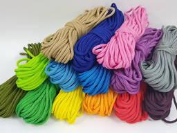 Шнуры (веревки) для макраме, вязания и рукоделия, 100м