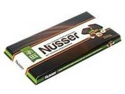 Шоколад Черный Nusser 200г с Лесным Орехом