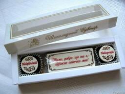 Шоколадні подарунки для мам, бабусь