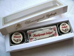 Шоколадные наборы для Бабушки, Дедушки, Мамы и Папы.