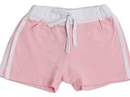 Шорты для девочек Валери-Текс 1869-99-242-006 110 см Розовый
