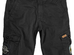 Шорты Top Gun Cargo Shorts (черные)