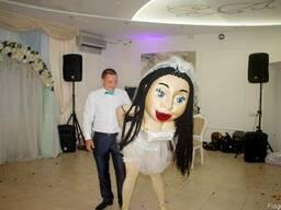 Шоу программа на свадьбу в Одессе