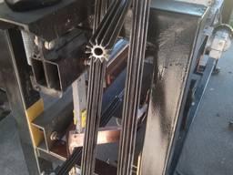 Шовная сварка для изготовления труб теплообменников, глушителей, корпусов