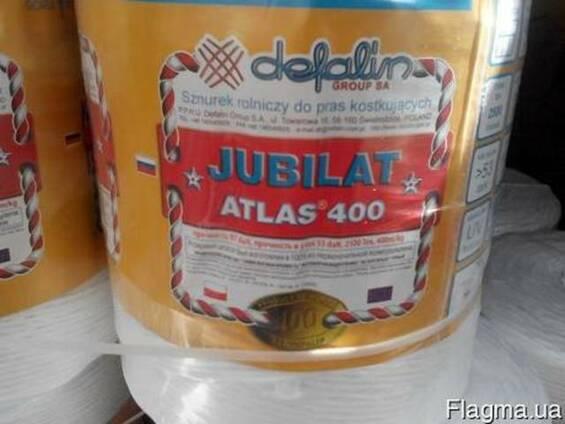 Шпагат полипропиленовый Jubilat Atlas 400