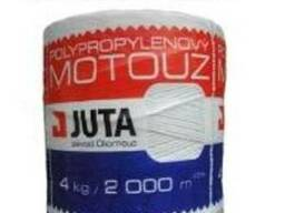 Шпагат полипропиленовый JUTA ( шпагат сіновязальний )