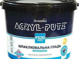 """Шпаклевка """"Acryl-Putz"""" финишная 5кг"""
