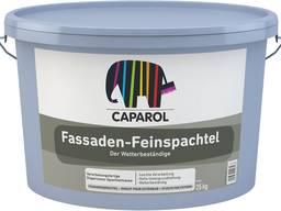 Шпаклевка Caparol Fassaden-Feinspachtel naturweiss 25 кг