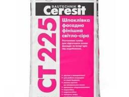 Шпаклевка Ceresit СТ 225 фасадная 25 кг