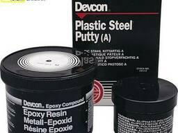Шпаклевка Devcon A с наполнителем из пластичной стали