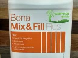 Шпаклевка для паркета и дерева Bona Mix Fill Plus 5 л