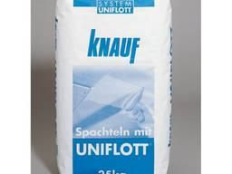Шпаклевка для швов гипсокартона Knauf Uniflot (25кг)