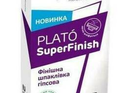 Шпаклевка финишная гипсовая Plato Superfinish 25 кг. ..
