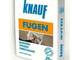 "Шпаклевка ""Фуген"" гипсовая Кнауф (knauf) 25 кг"