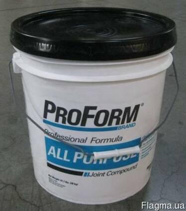Шпаклевка готовая финишная ProForm 28 кг