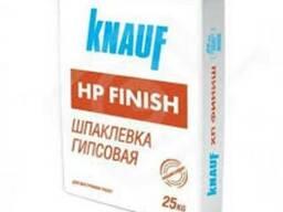 Шпаклевка НР финиш Knauf 25 кг (пал.40шт)