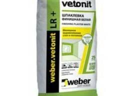 Шпаклевка Weber Vetonit LR 20 кг