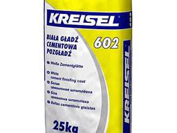 Шпаклёвка цементная финишная Кreisel (Крайзель) 602 белая